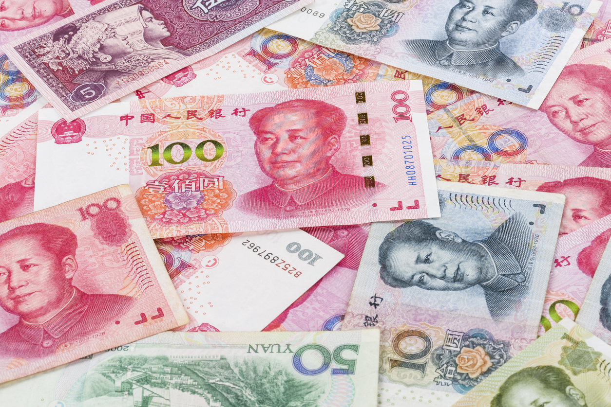 Can the renminbi become the world's reserve currency?